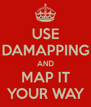 use damapping and map it your way